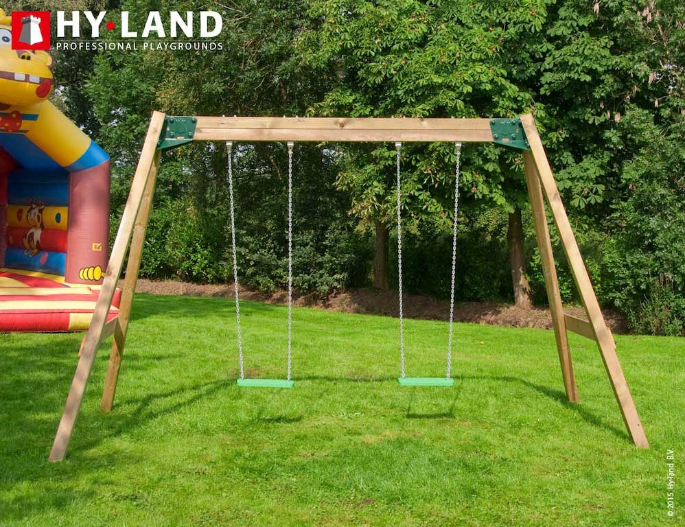 Hy-Land Classic Swing Set Kiefer